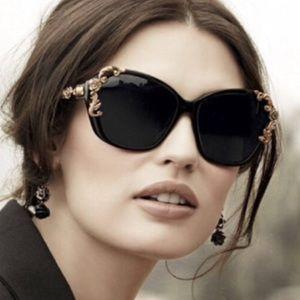 Dolce & Gabbana Sicilian Baroque Sunglasses